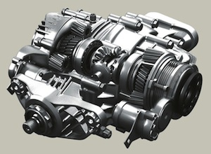 ZF Vector Drive