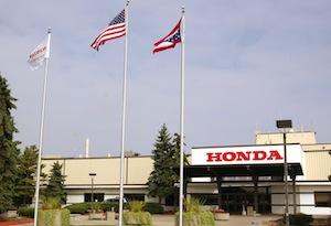 Marysville Auto Plant, Honda