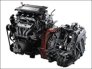 IMA System, Honda Civic