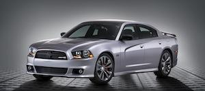 2014 Dodge Charger SRT Satin Vapor