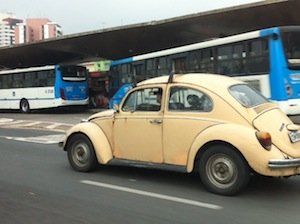 VW Beetle, Brazil