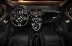 High-performance Fiat 500