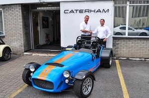Superlight R500, Caterham