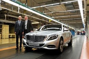 Mercedes-Benz Cars, Sindelfingen