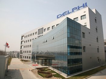 Delphi technical centre, Beijing