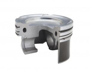 Federal-Mogul elastothermic piston