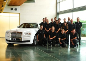 Rolls-Royce, Goodwood