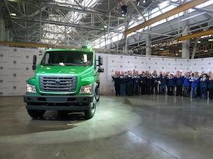 GAZon NEXT, Gorky Automobile