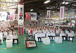 Nissan Aguascalientes