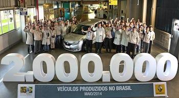 Renault Curitiba