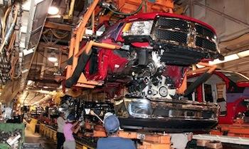 Ram Pickup, Chrysler Warren