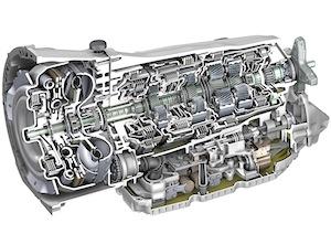 9G-Tronic, Mercedes-Benz