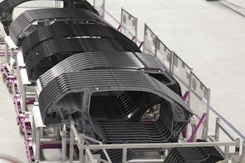BMWi3 sideframes
