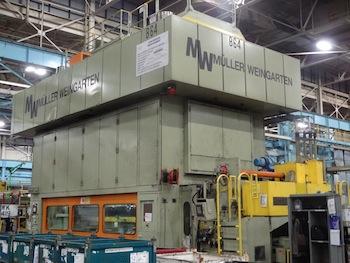 Parma Metal Center, GM
