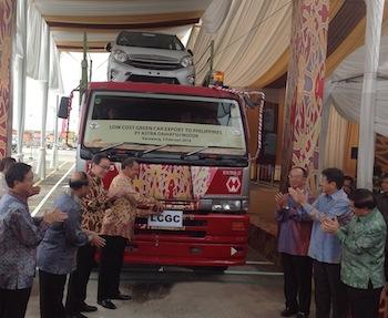 Toyota LCGC, Indonesia