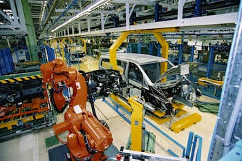 Factory Framework, Daimler