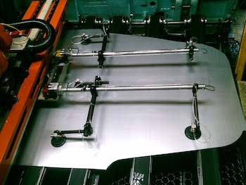 Lightweight end effector, De-Sta-Co