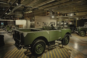 Land Rover Defender, Solihull