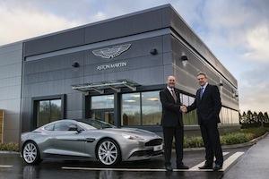 Aston Martin, MIRA