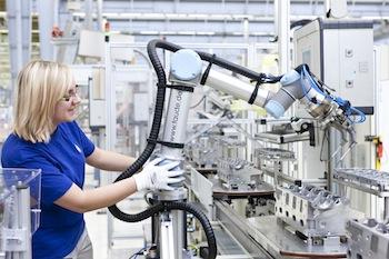 UR5, Universal Robots