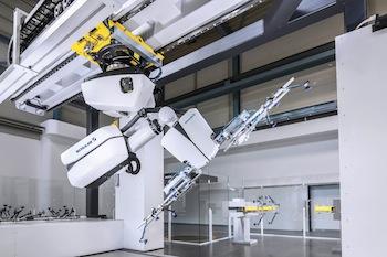 Crossbar Robot 4.0, Schuler