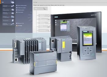 Automation controllers, Siemens