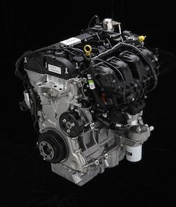 2.0-litre EcoBoost, Ford