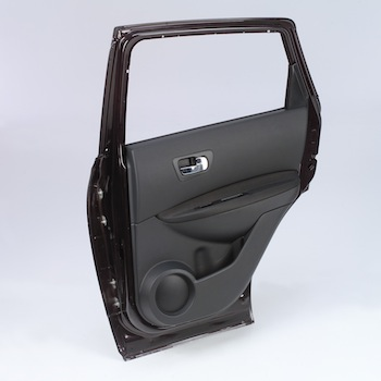 Car door interior, Luxus