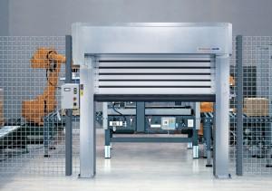 EFA-SST-MS Machine Protection