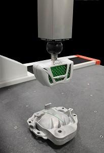 ScanR Universal CMM green laser scanner