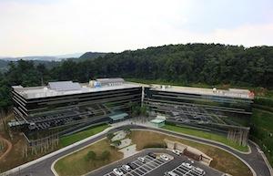 R&D centre, Kumho Tires