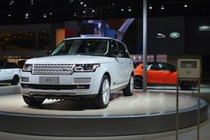 Range Rover LWB Vogue SE