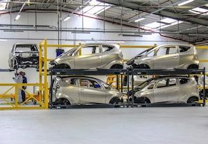 Bollore Bluecar, Renault Dieppe