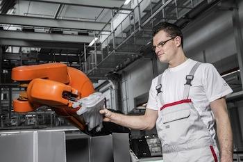 Fenceless robot, Audi