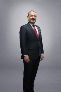 Dr. Anton Heiss, vicepresidente sénior de Tecnología y Producción, BMW Brilliance Automotive