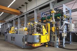 Schwarze-Robitec mandrel-bending machines