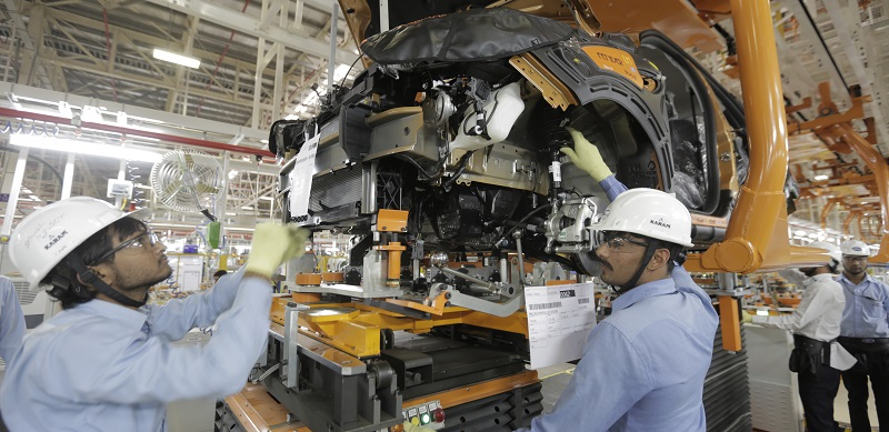 Ford Sanand Vehicle Assembly and Engine Plant