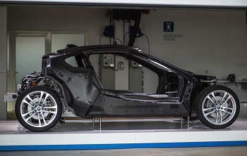Passenger cell, BMW i8
