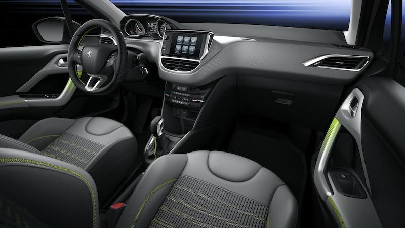 Los componentes de interior son un reto para el control de calidad