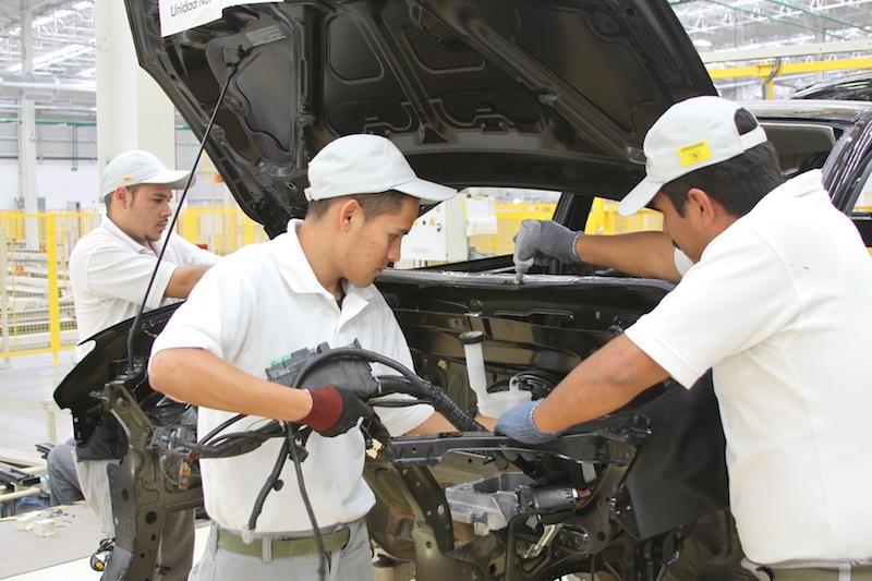 Procesos de manufactura de Aguascalientes 2