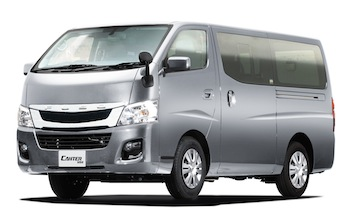 Nissan NV350 Urvan/Canter Van