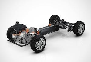 T5 Twin Engine on CMA, Volvo