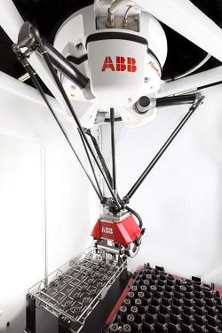 ABB Robotic Gear Cell