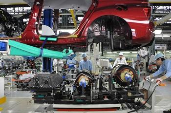Mirai CFTRP stackframe, Toyota Motomachi