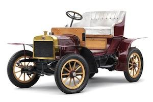 Skoda 1905 Voiturette Type A