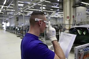 Smart glasses, VW Wolfsburg