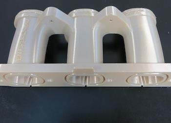 Air aspiration engine conduit, Lamborghini