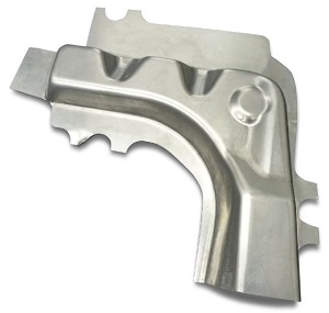 Schuler hot forming aluminium