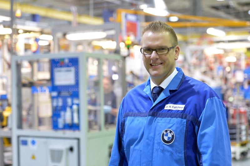 Markus Fallboehmer, BMW
