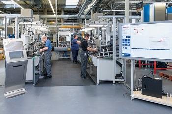 Industry 4.0, Bosch Rexroth